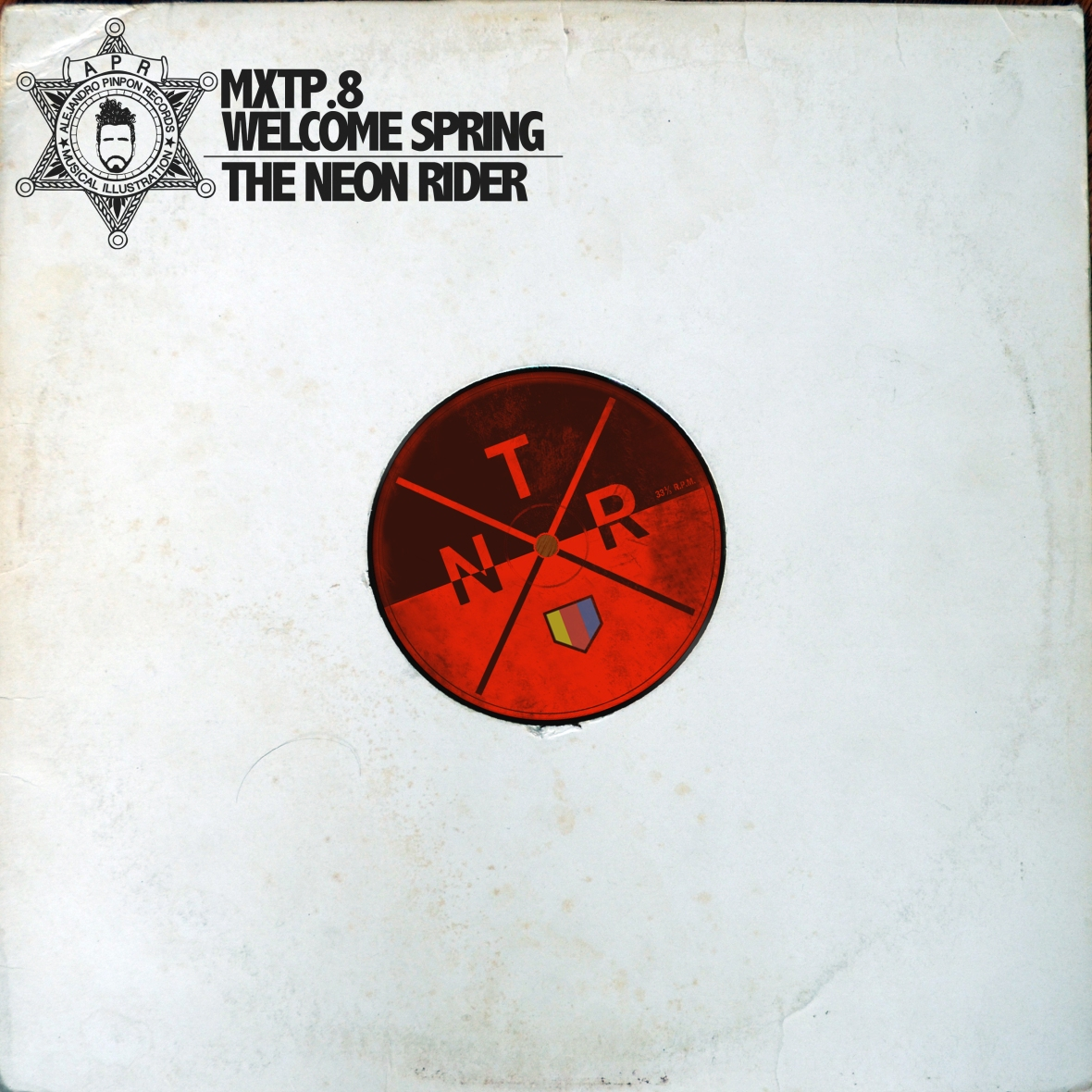 MXTP.8-WELCOME SPRING by THE NEON RIDER.jpg