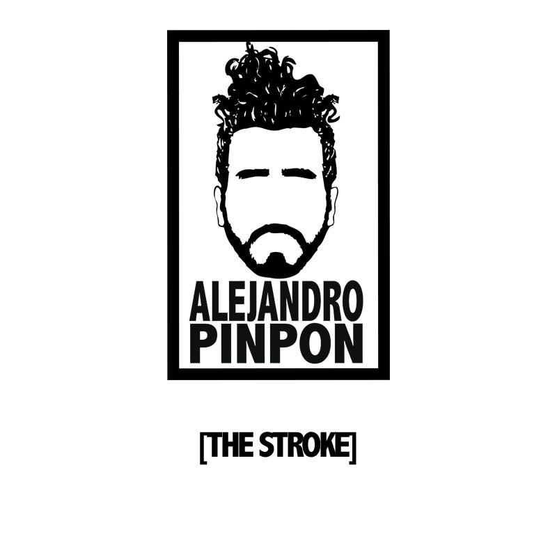 THE STROKE ALEJANDRO PINPON COVER