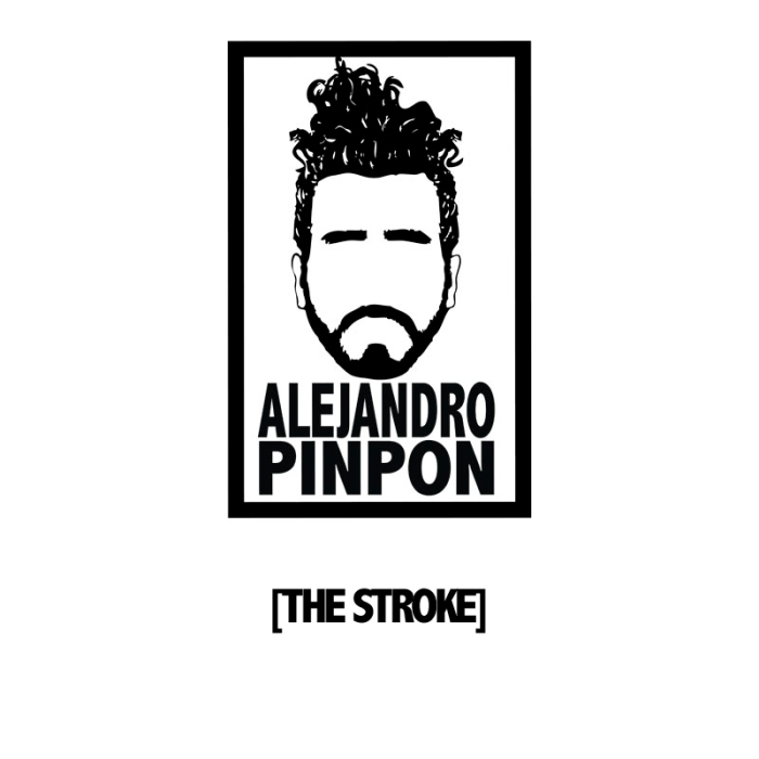 THE STROKE ALEJANDRO PINPON COVER
