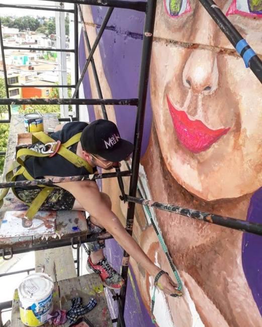 tlanchana metepec mural