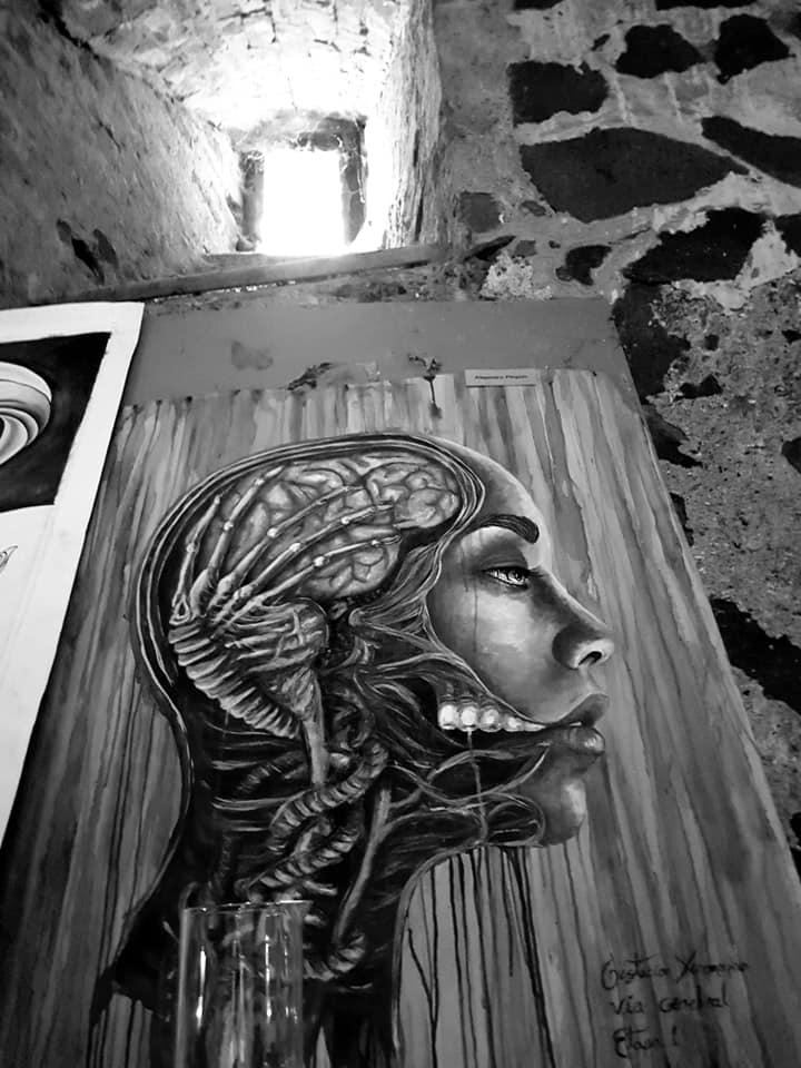 bestiario de orion alien 40 años higer alejandro pinpon